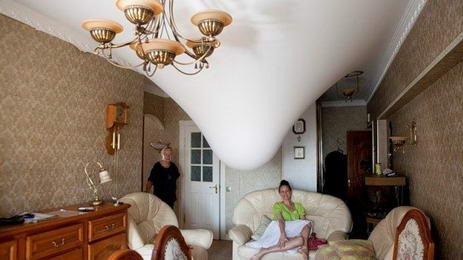 натяжные потолки харьков цены с установкой фото