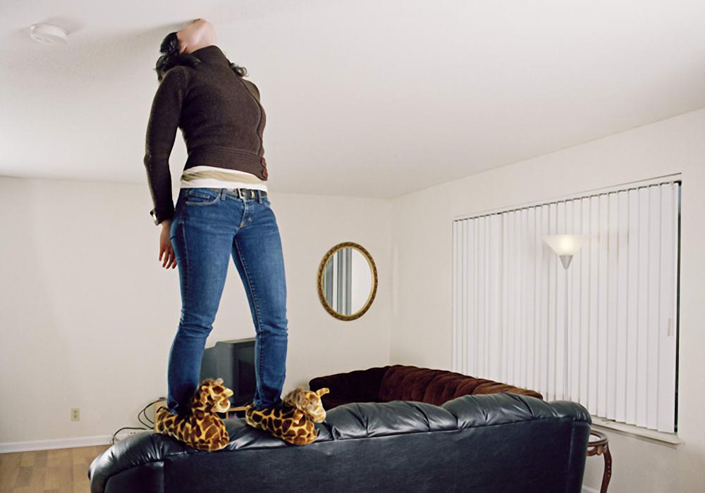 Экологичность натяжных потолков - запах